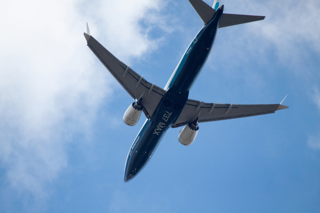 Russia's Aeroflot Will Cancel Boeing 737 Max Order If Safety Issue Not Solved