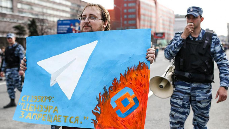 International Rights Groups Implore Russia to 'Unblock' Telegram