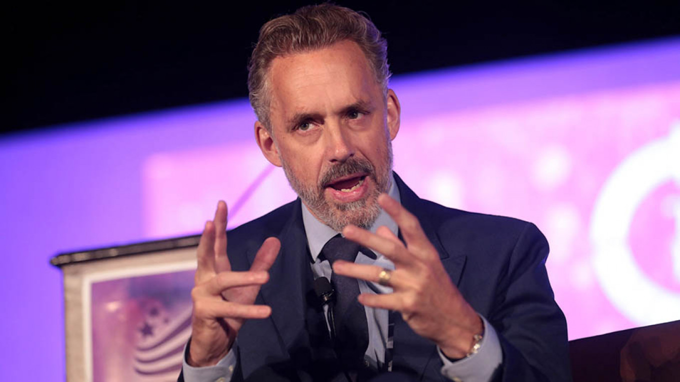 Controversial Scholar Jordan Peterson Treated for Addiction in Russia - The Moscow Times