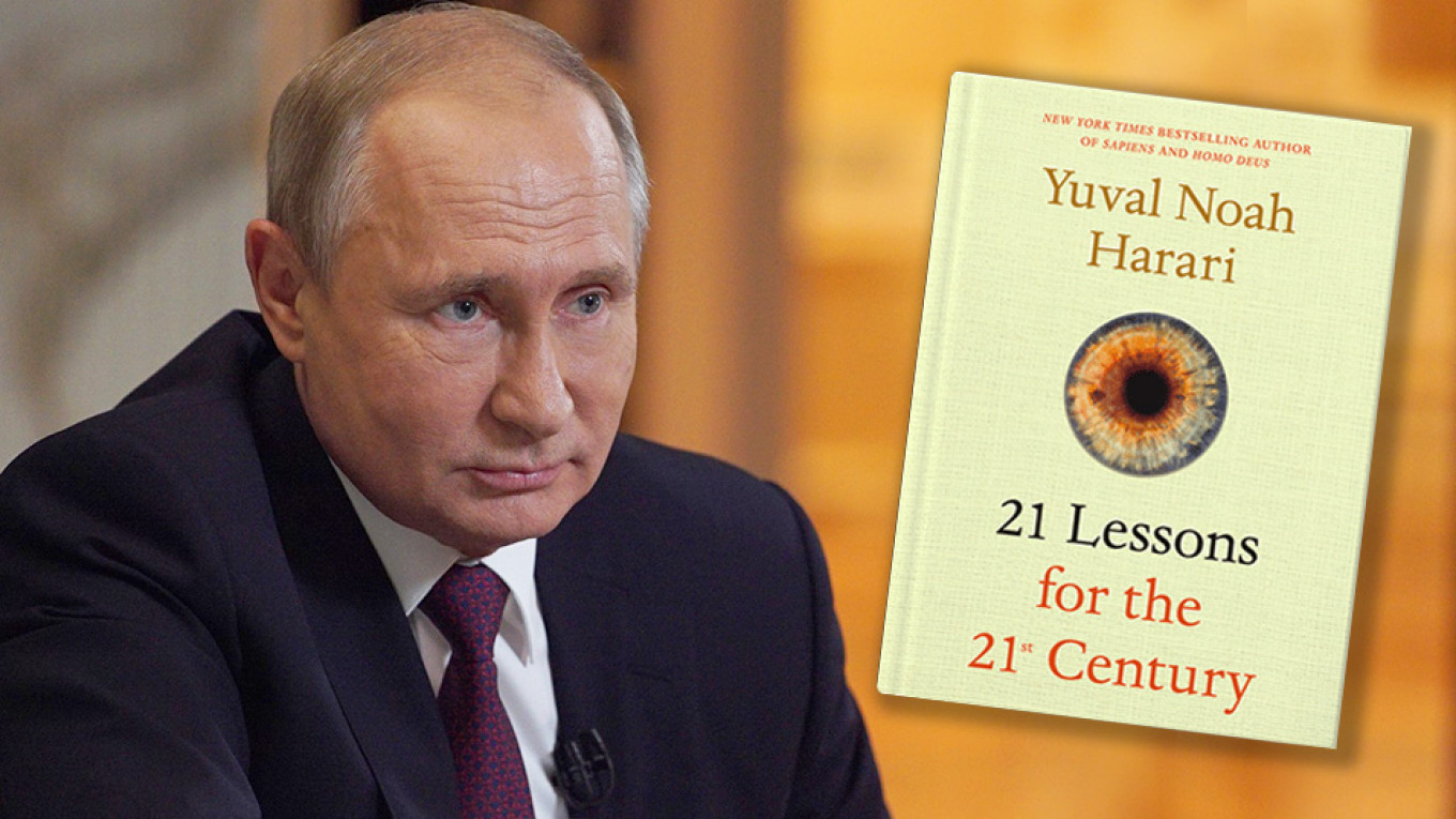 Author Yuval Hariri Omits Crimea Mention in New Book's Russian Edition