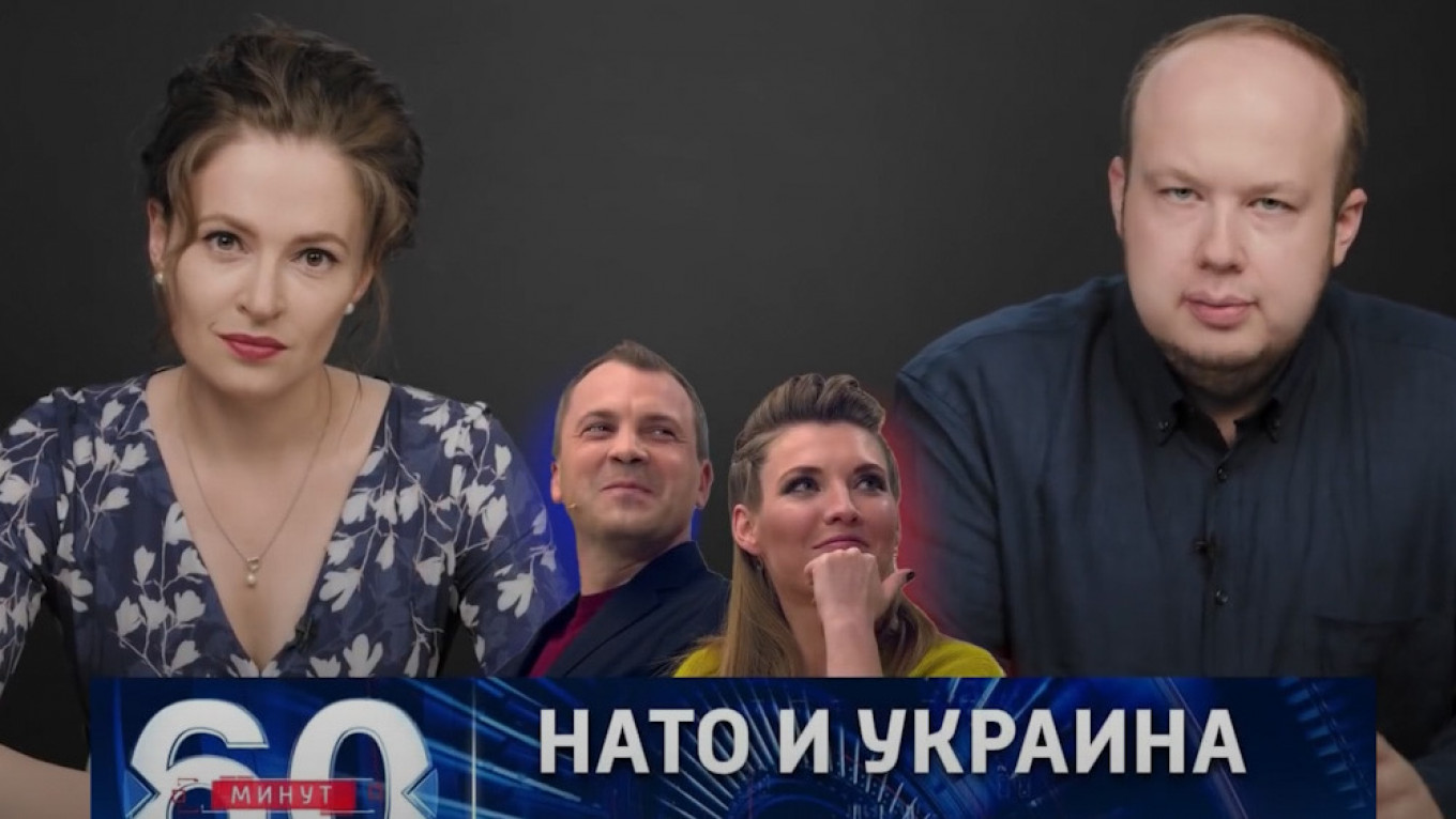 Russian State TV Host Couple Owns Million in Moscow Real Estate, Navalny's Allies Claim – The Moscow Times