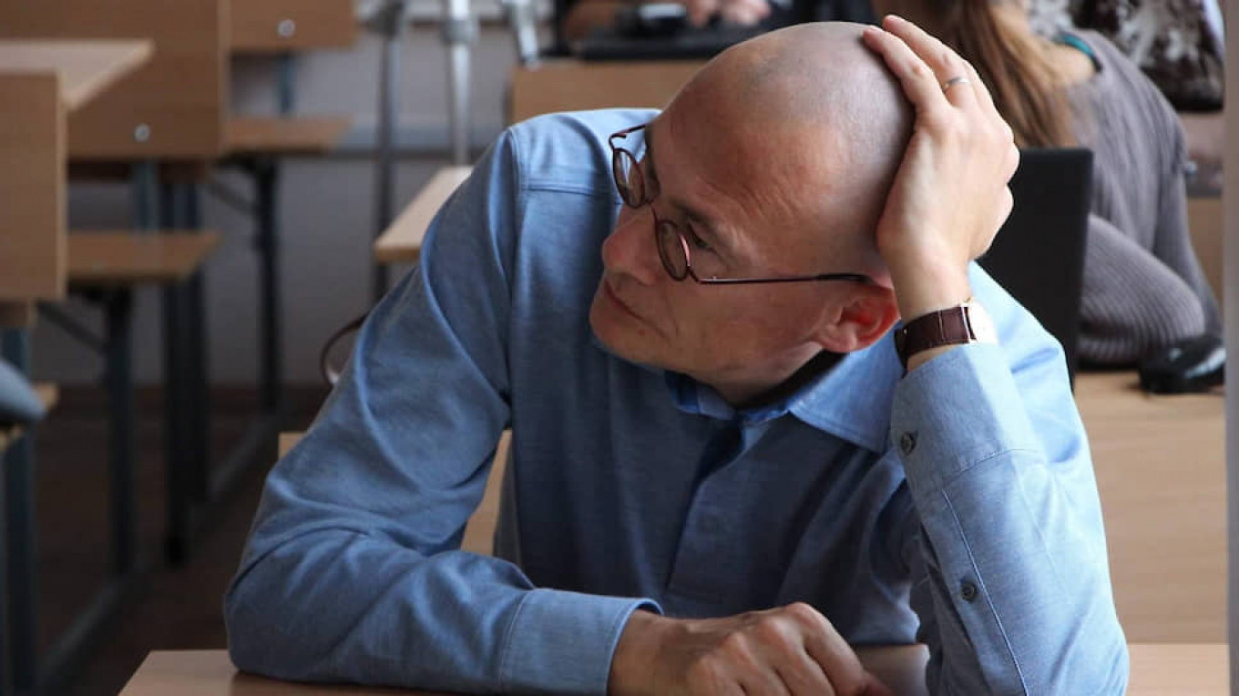 Professor Sergei Knyazev, a professor at MSU's Russian language department, resigned and admitted he had relations with students following the publication of Doxa's article describing widespread sexual harassment within the university's philology faculty. philol.msu.ru