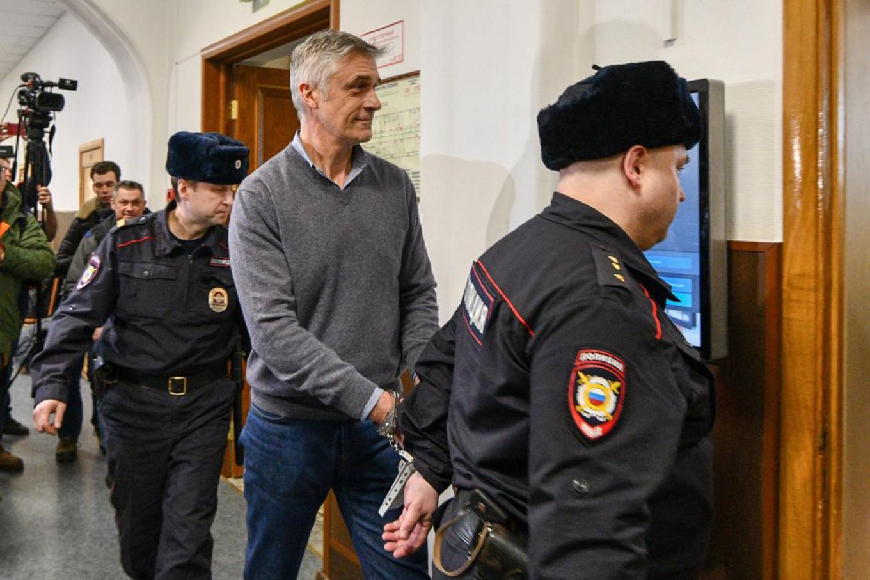 Michael Calvey Igor Ivanko / Moskva News Agency