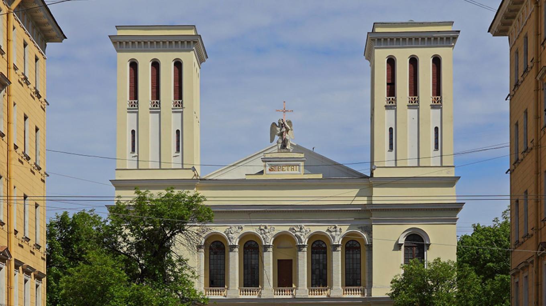 St. Peter and Paul Lutheran Church A. Savin / Wikicommons