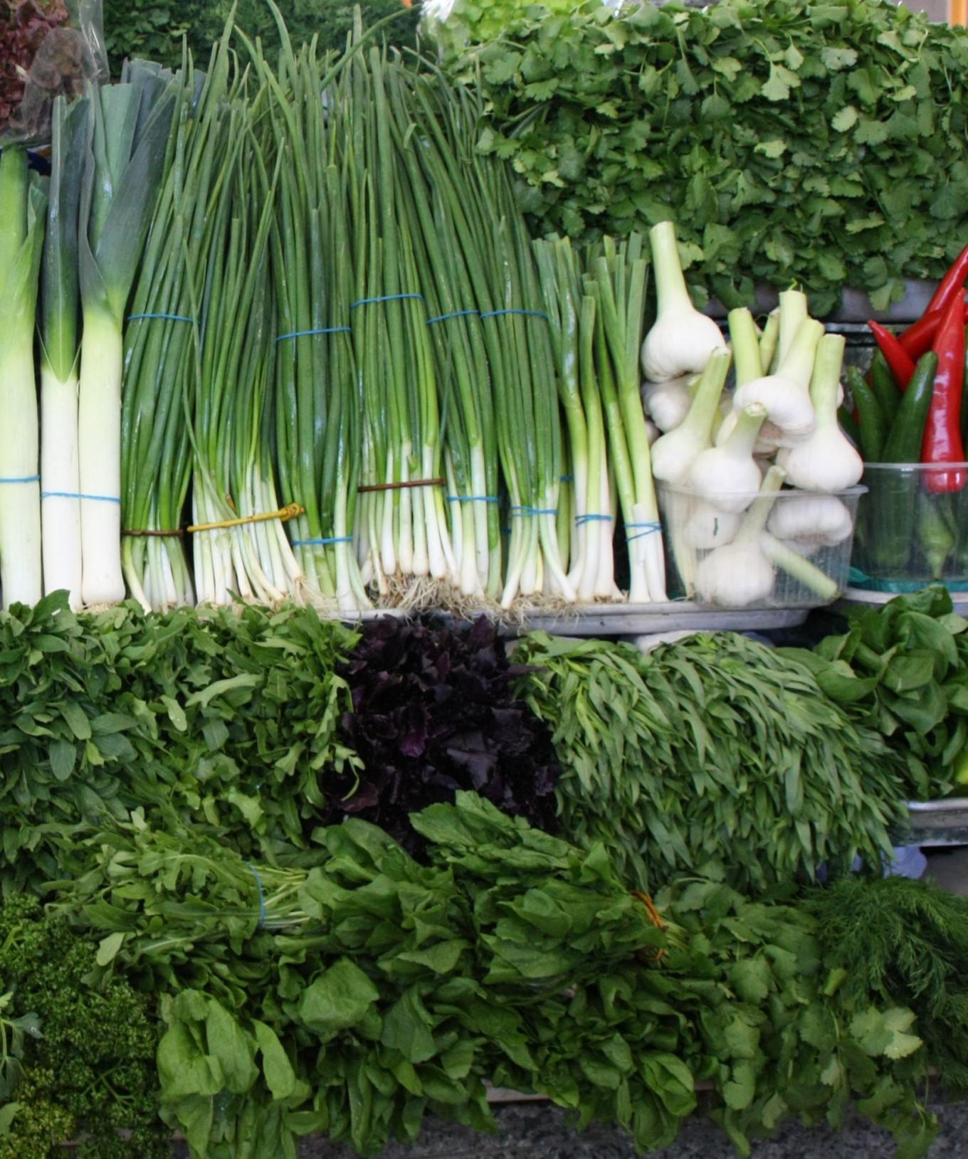 Add plenty of fresh herbs Jennifer Eremeeva / MT