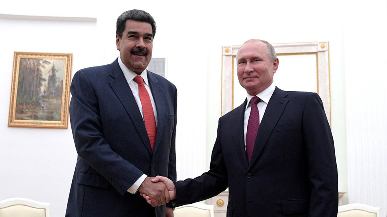 Is the Kremlin Tired of Venezuela?
