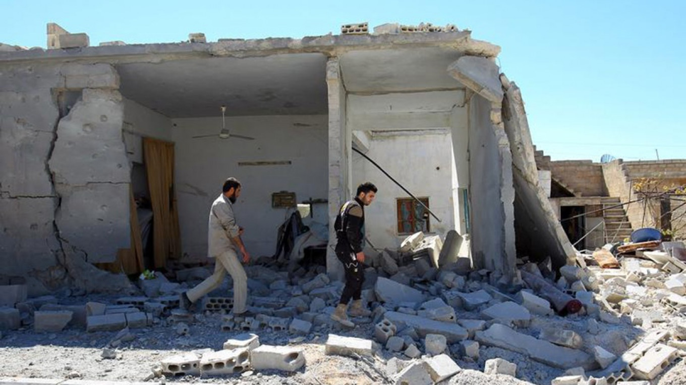 Russia Says Syrian Rebels, Not Syrian Army Attacked Turkey's Observation Post