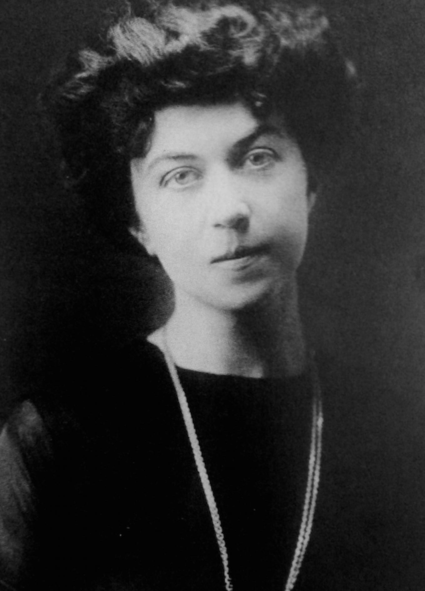 Alexandra Kollontai Project1917