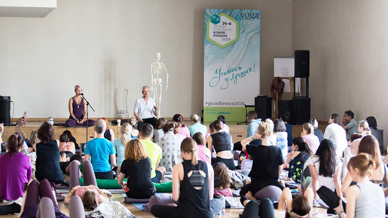 Geert Van Leeuwen's Critical Alignment Yoga balances the anatomical and meditative parts of the discipline. Alexander Gorchakov