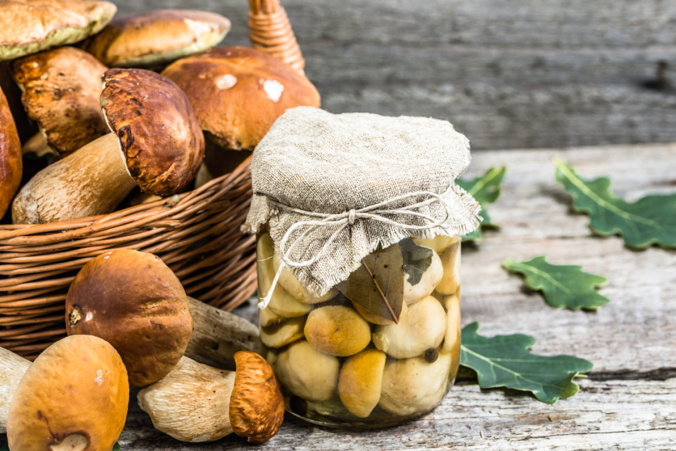Some of Moscow best chefs will show off traditional Russian cuisine. mos.ru