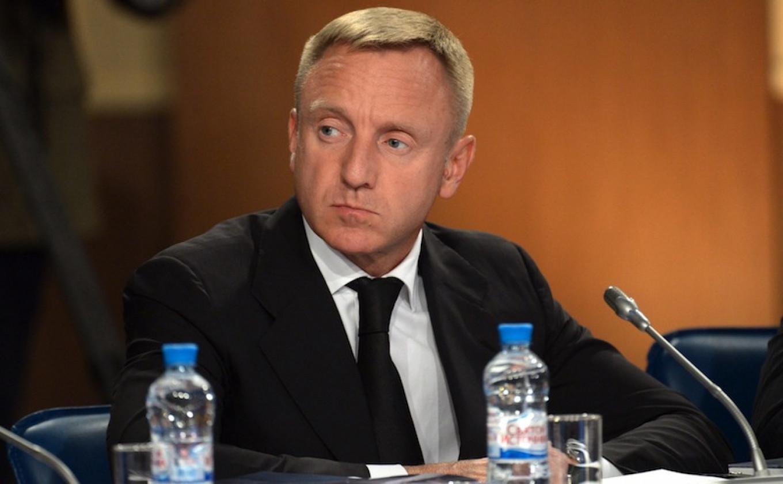 Former Education and Science Minister Dmitry Livanov Kremlin Press Service