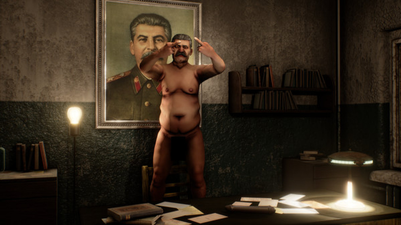 Sex with Stalin / store.steampowered.com