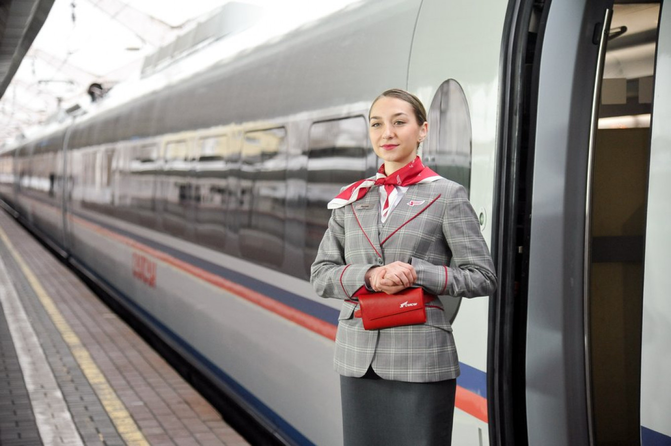 Helsinki Eyes New 6-Hour Bullet Train to Moscow