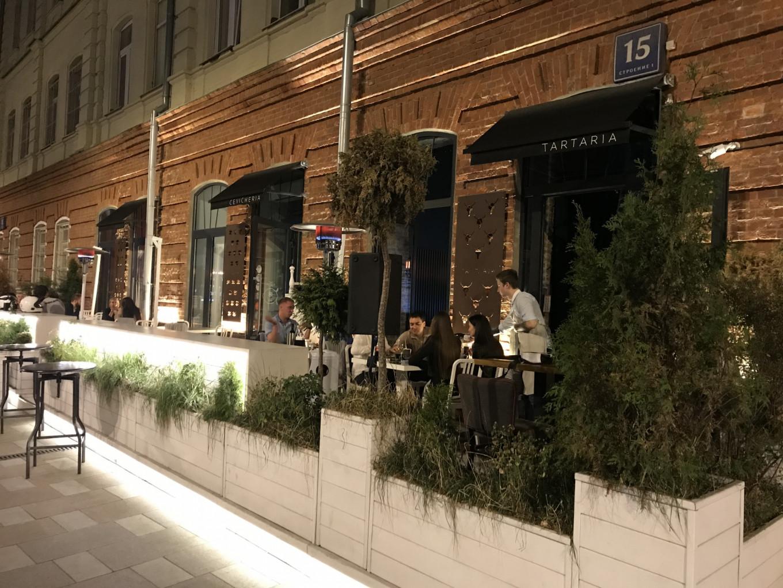 Cevicheria & Tartaria Moscowliving