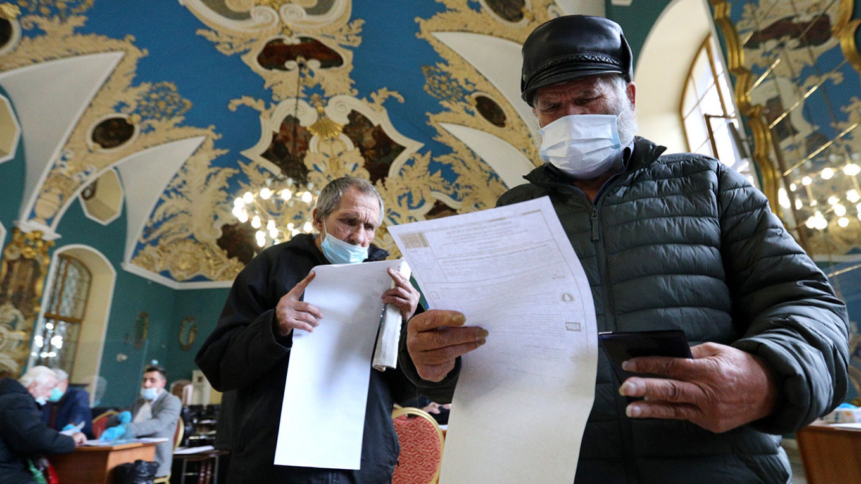 Russia Votes | Sept. 19