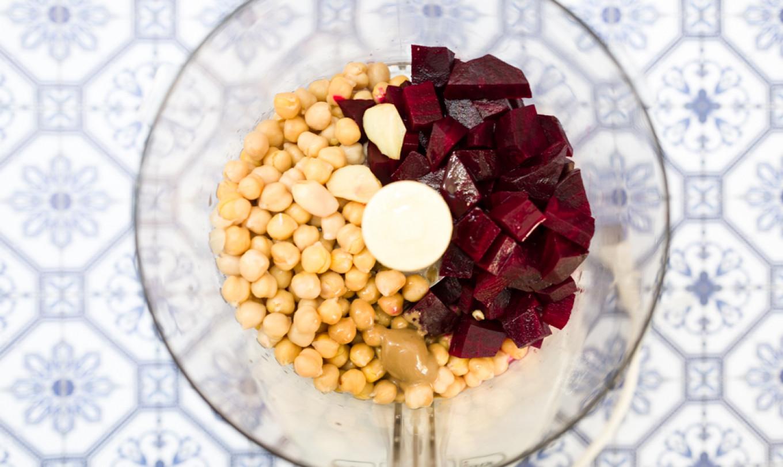 Hummus should be very smooth. Jennifer Eremeeva / MT