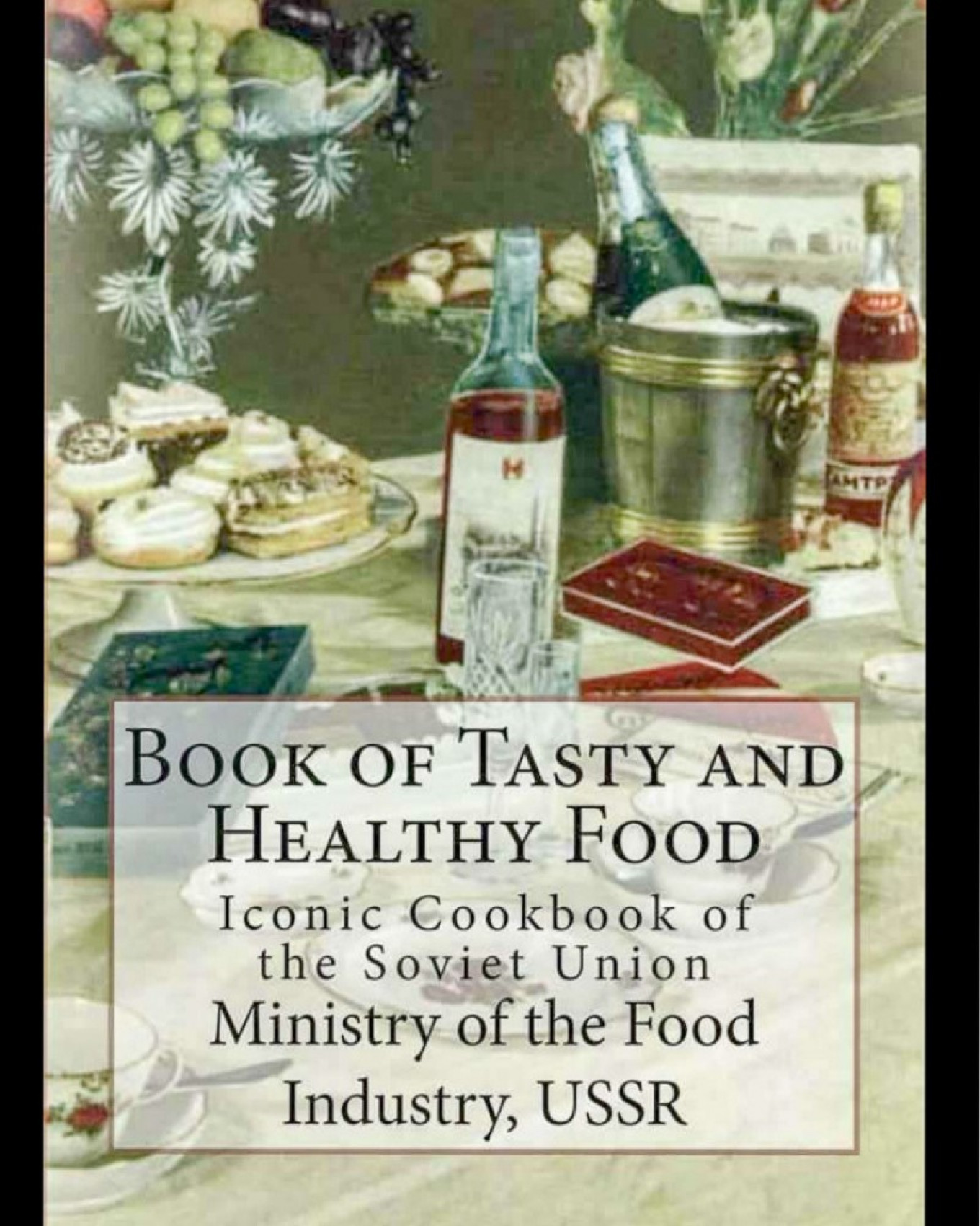 The book in every kitchen. Courtesy of SkyPeak Publishing