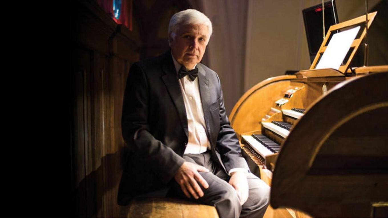 Alexander Fileisky and the organ of St. Peter and Paul. collegiummusicum.ru