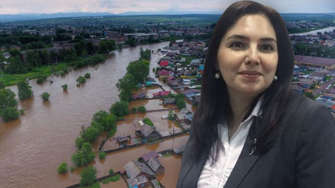 Russian Official Calls Siberian Flood Victims 'Bums,' Sparking Backlash — Reports