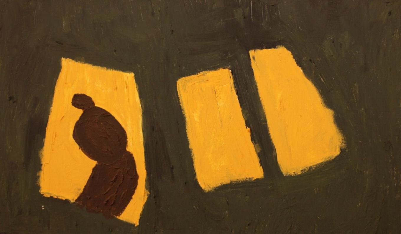"""Shadow of My Mother in the Window"" by Markus Martinovich takiedela.ru"
