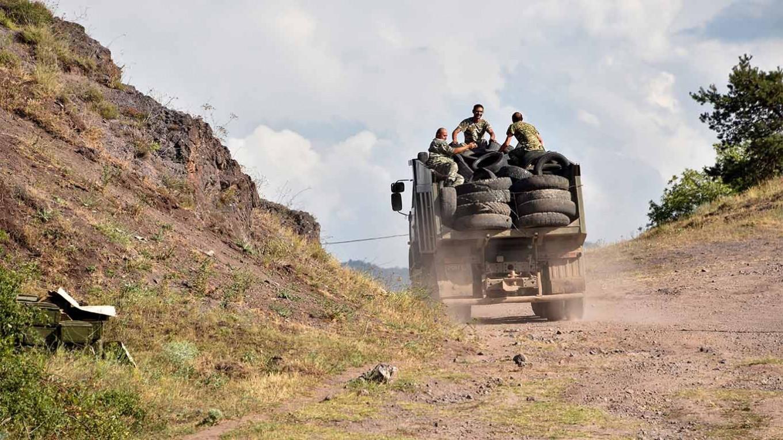 Azerbaijan, Armenia on War Footing After Casualties in Heavy Fighting