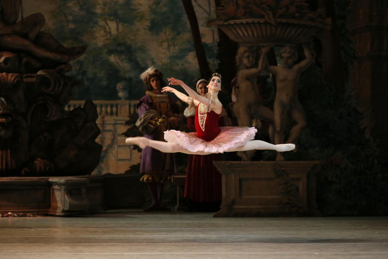 Natasha Razina for the State Academic Mariinsky Theater