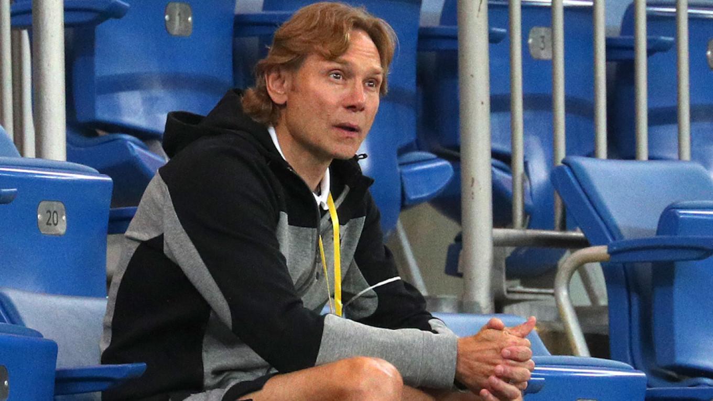Valery Karpin  Erik Romanenko / TASS