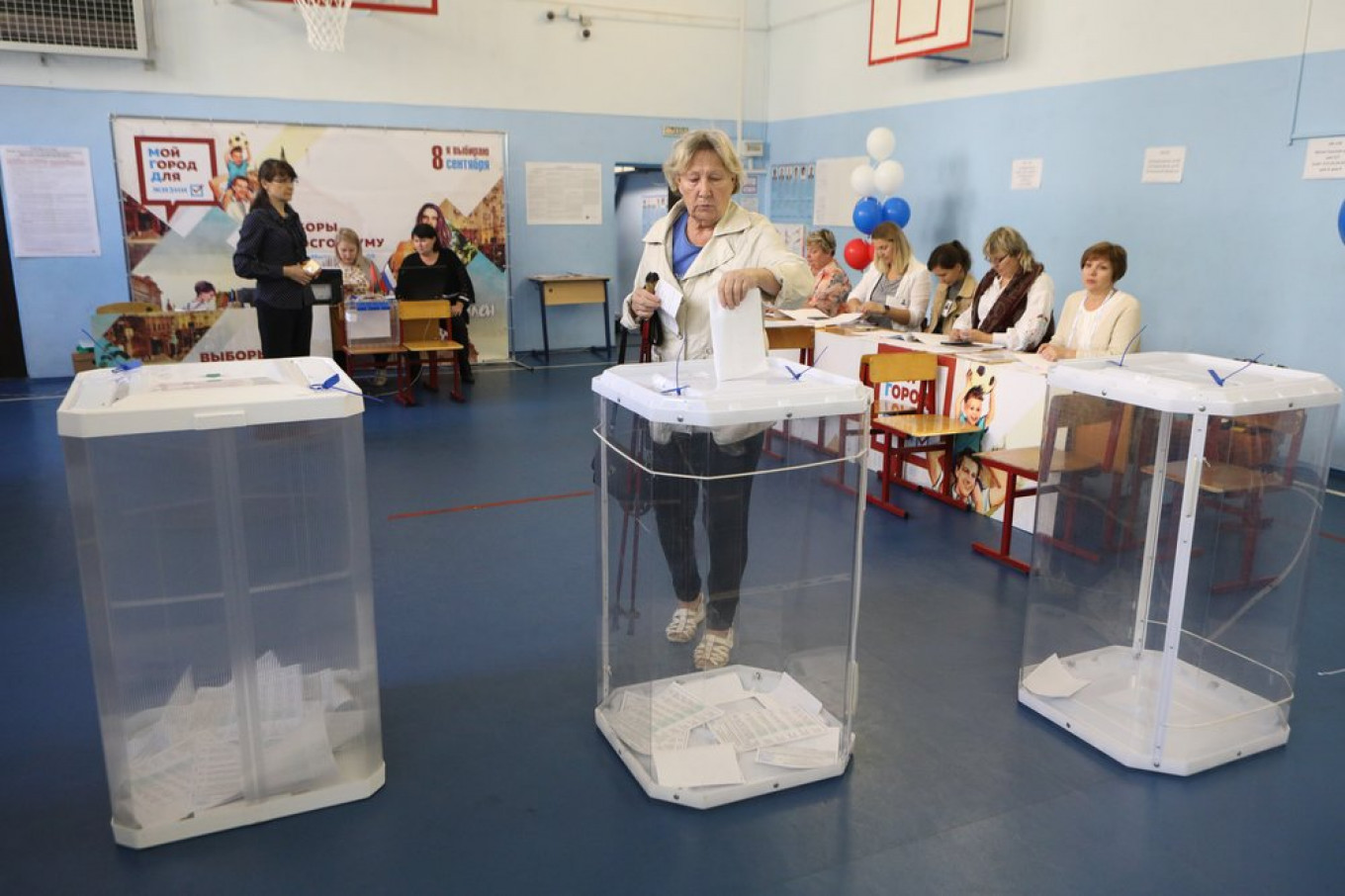 Russia's Ruling Party Sees Voter Support Drop in Crimea 5 Years After Annexation