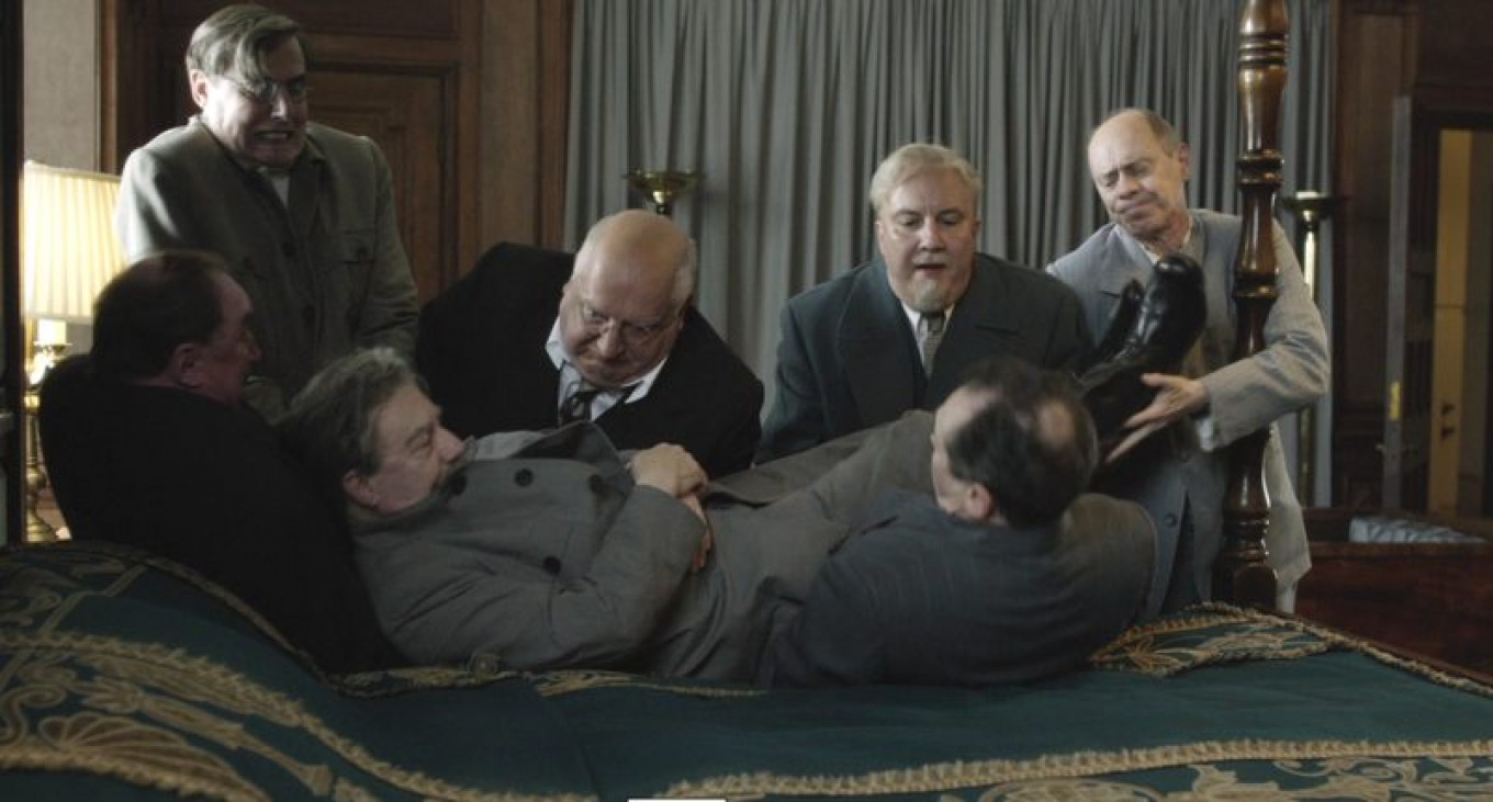 """""""The Death of Stalin"""" IFC"""