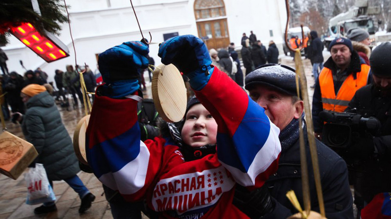 Sergei Vedyashkin / Moskva News Agency