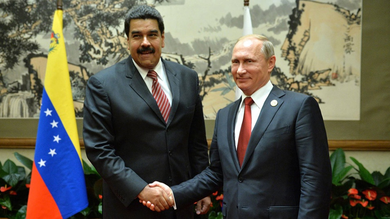 Russia Says It Received Debt Payment From Venezuela on Time