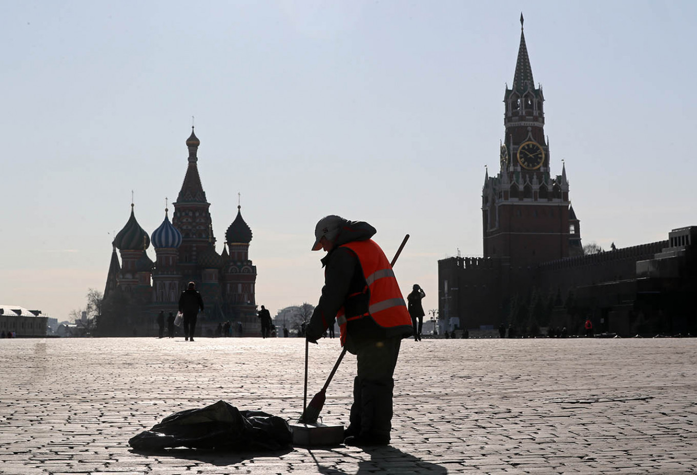 Russia Sees Its Worldview Vindicated in the Age of Coronavirus - The Moscow Times