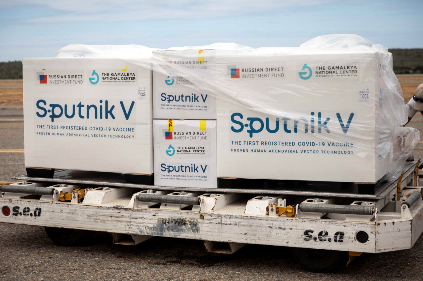 Slovakia Receives First Shipment of Russia's Sputnik V Vaccine – The Moscow Times