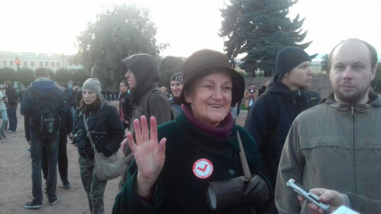 Valentina Stefanovna, 70 Francesca Visser / For MT