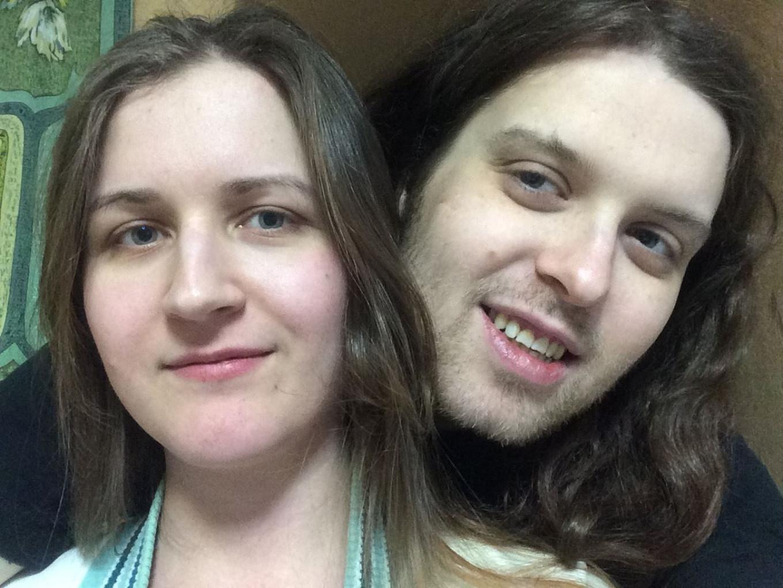 Victoria Miroshnichenko and Oleg Vasilyev Oleg Vasilyev / Facebook