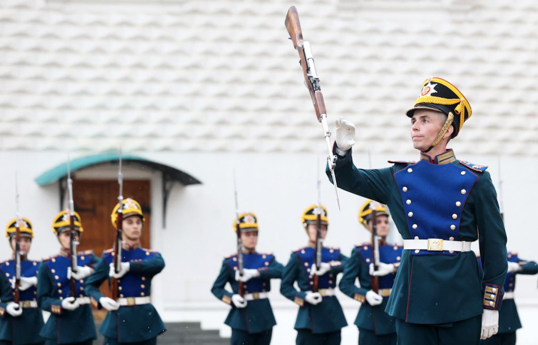 Sergei Bobylev / TASS