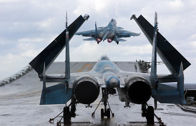 Andrei Luzik / Russian Navy Northern Fleet Press Office / TASS