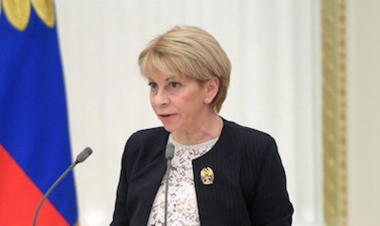 Yelizaveta Glinka Kremlin Press Service