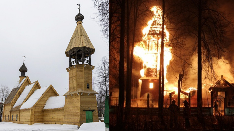 Uspenskaya Church Wikicommons / Youtube