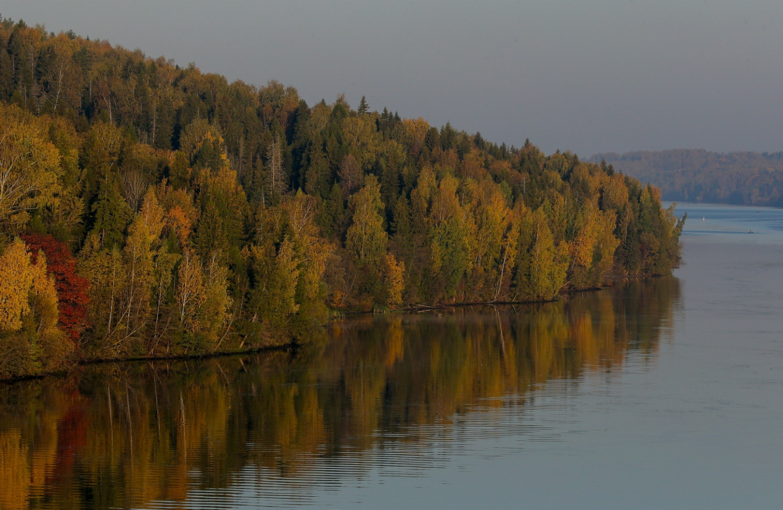 Autumn on the Volga. Courtesy of Villa Plyos