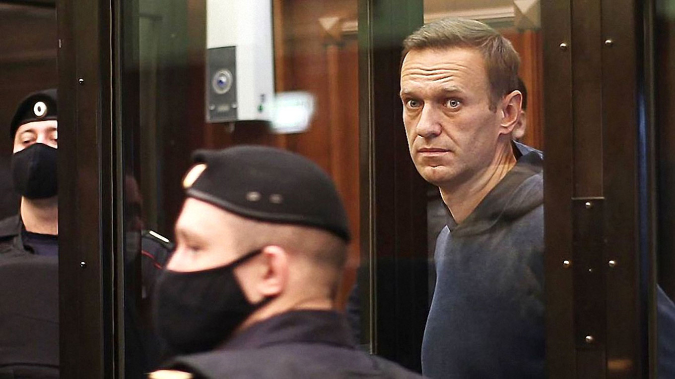 From Jail, Navalny Urges Russians to Vote Out Pro-Kremlin Candidates – The Moscow Times