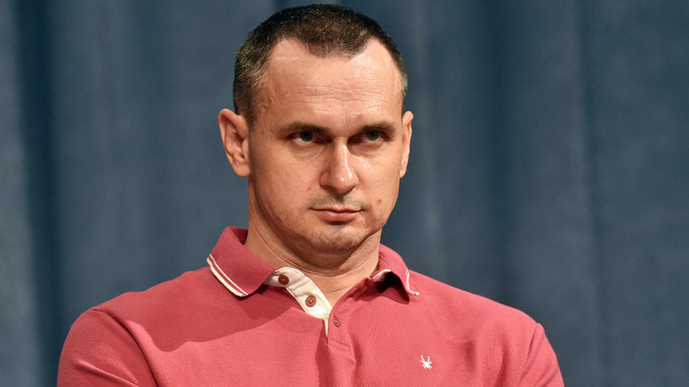 'They Tried to Break Me, Then Offered Me a Deal,' Sentsov Says of Russian Imprisonment