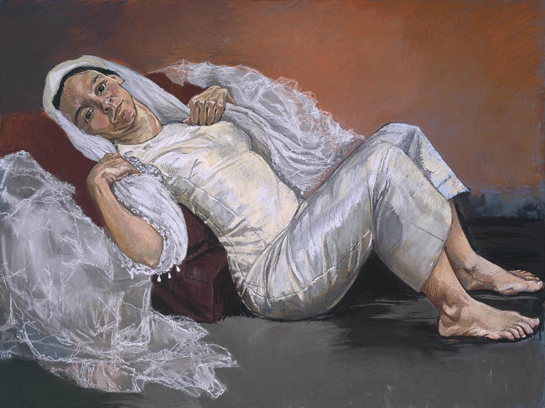 """Bride,"" Paula Rego, 1994 © Tate © Paula Rego / Courtesy Marlborough Fine Art"