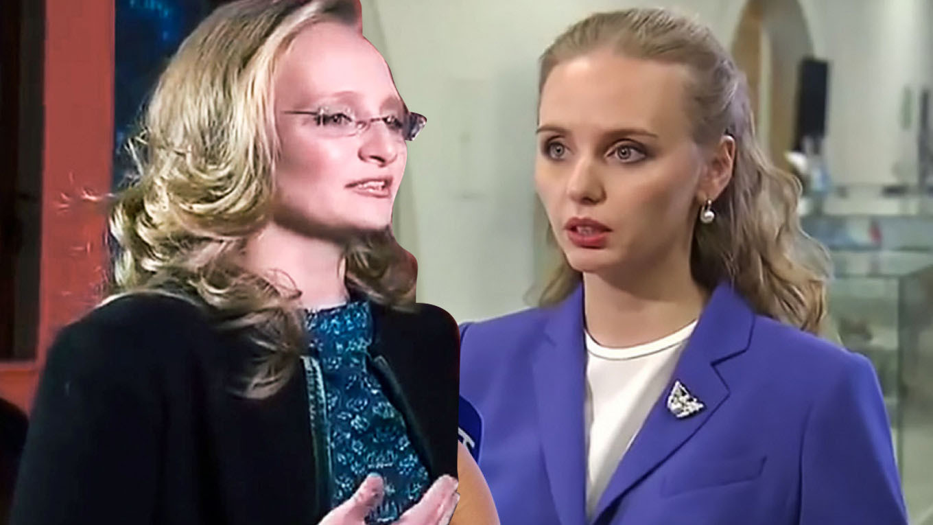 Putin Dodges Question On Daughters Identity The Moscow Times