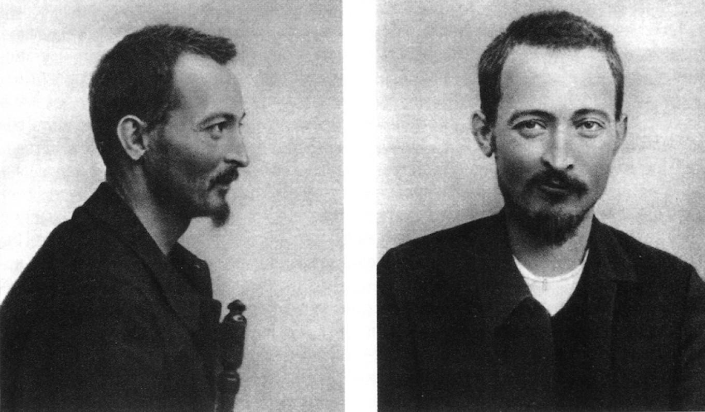 Felix Dzerzhinsky in prison