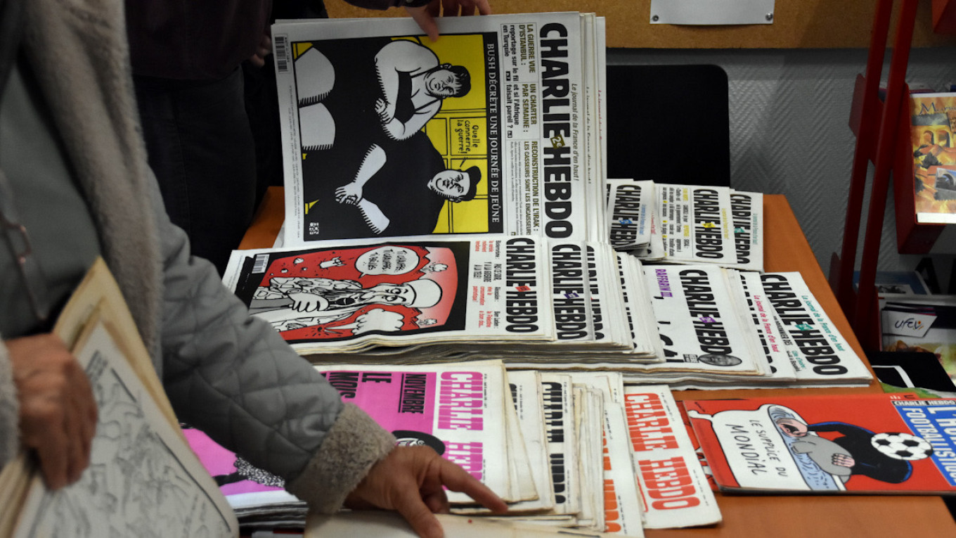 Charlie Hebdo 'Could Not Exist' in Russia – Kremlin