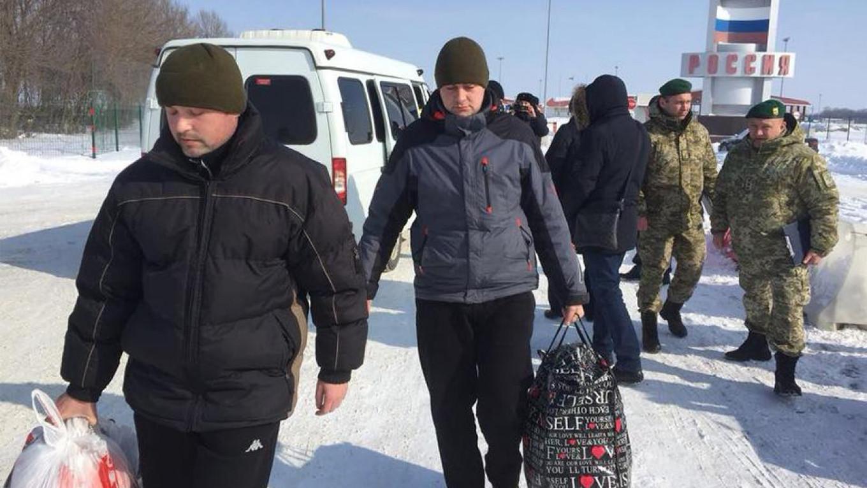Сьогодні очікується обмін затриманими між Україною та Білоруссю - Цензор.НЕТ 4710