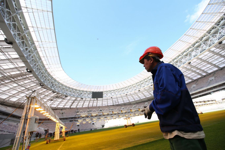 Luzhniki Stadium Kirill Zykov / Moskva News Agency