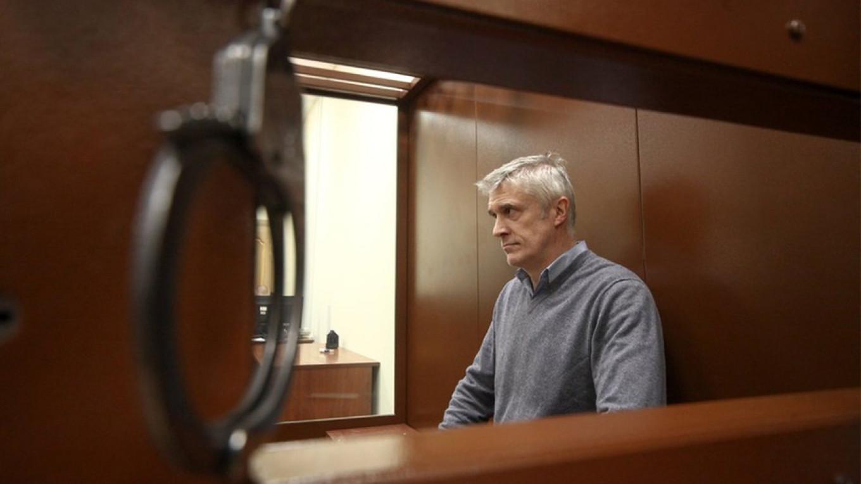 Michael Calvey Sergei Vedyashkin / Moskva News Agency