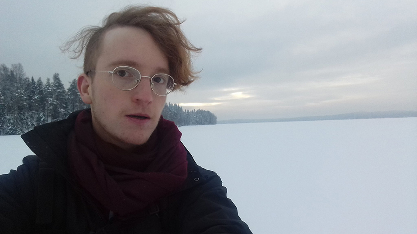 German Student Expelled and Told to Leave Russia After Writing Article About Protests